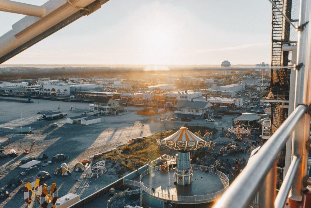 Amusement Park Inspection Software pervidi