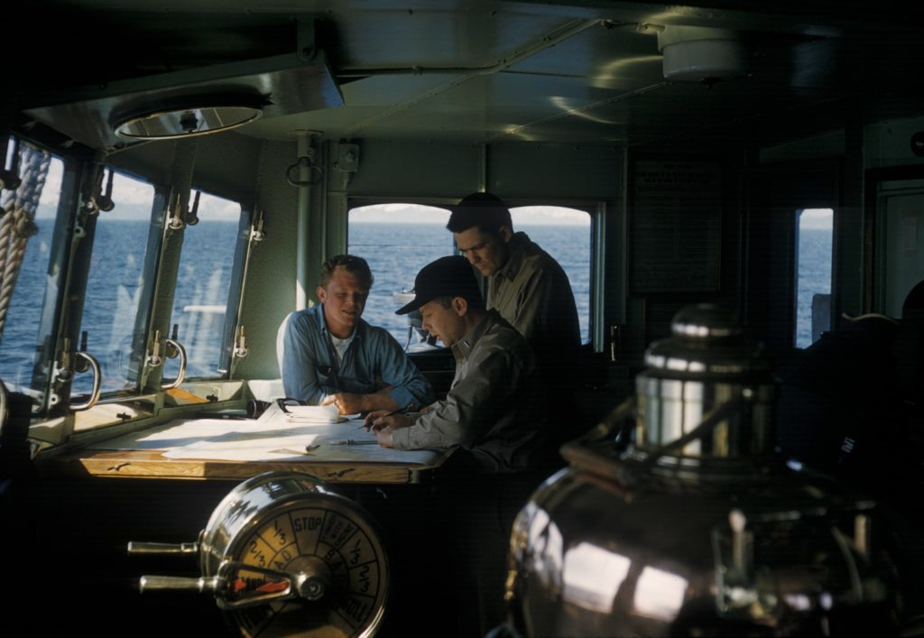 Paperless Marine Inspection and Effective Maritime Management pervidi
